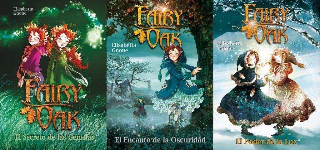Trilogía FAIRY OAK (Elisabetta Gnone)