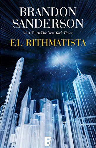 Libro de fantasía juvenil El Rithmatista de Brandon Sanderson