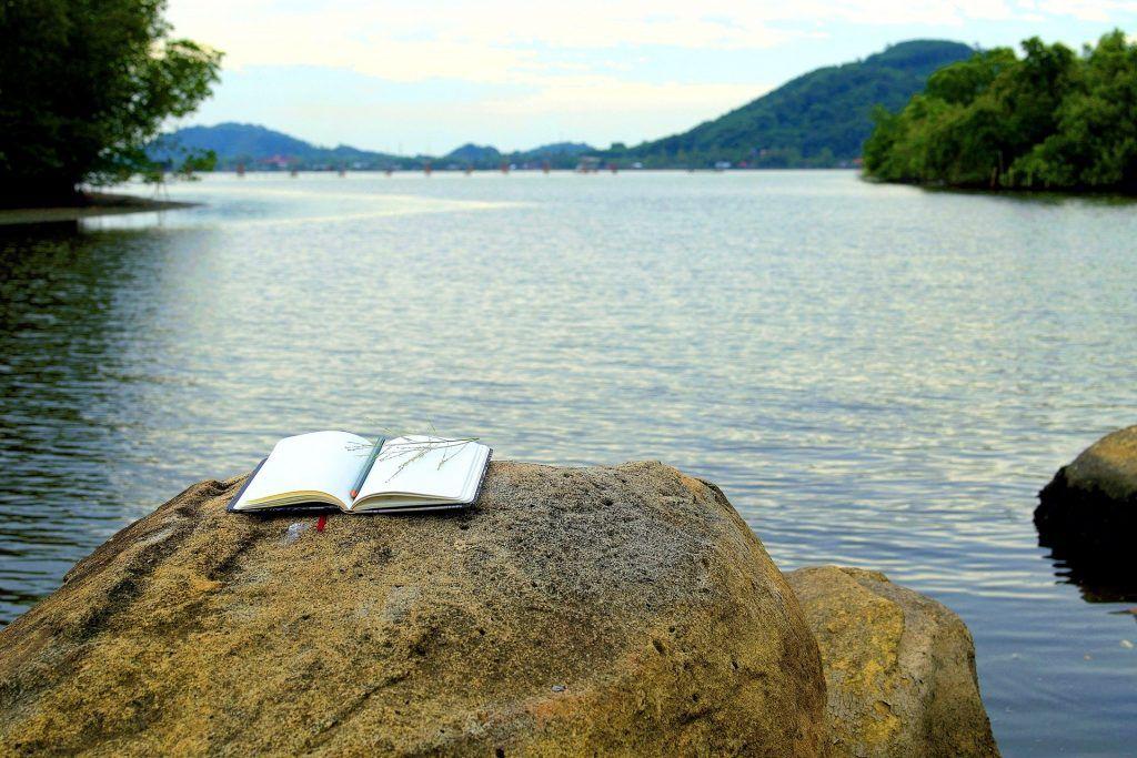 Escribir en verano