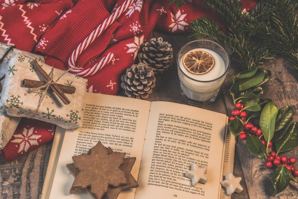 Regalar libros por Navidad